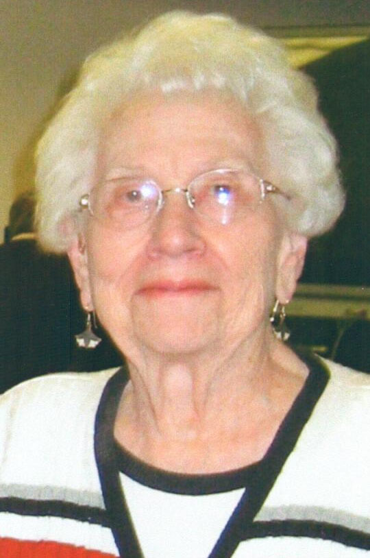 Evelyn Gladys Sansgard