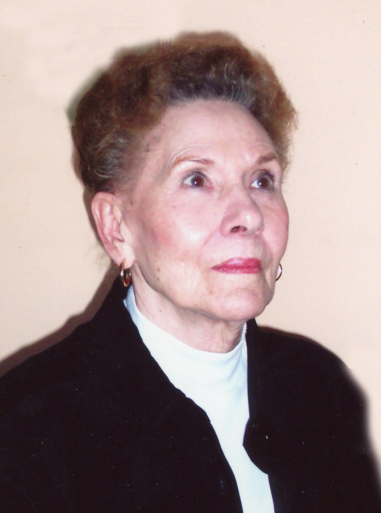 Joan Mary McNally