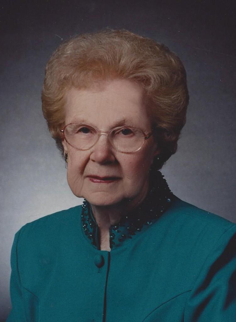 Hertha M.  Werner
