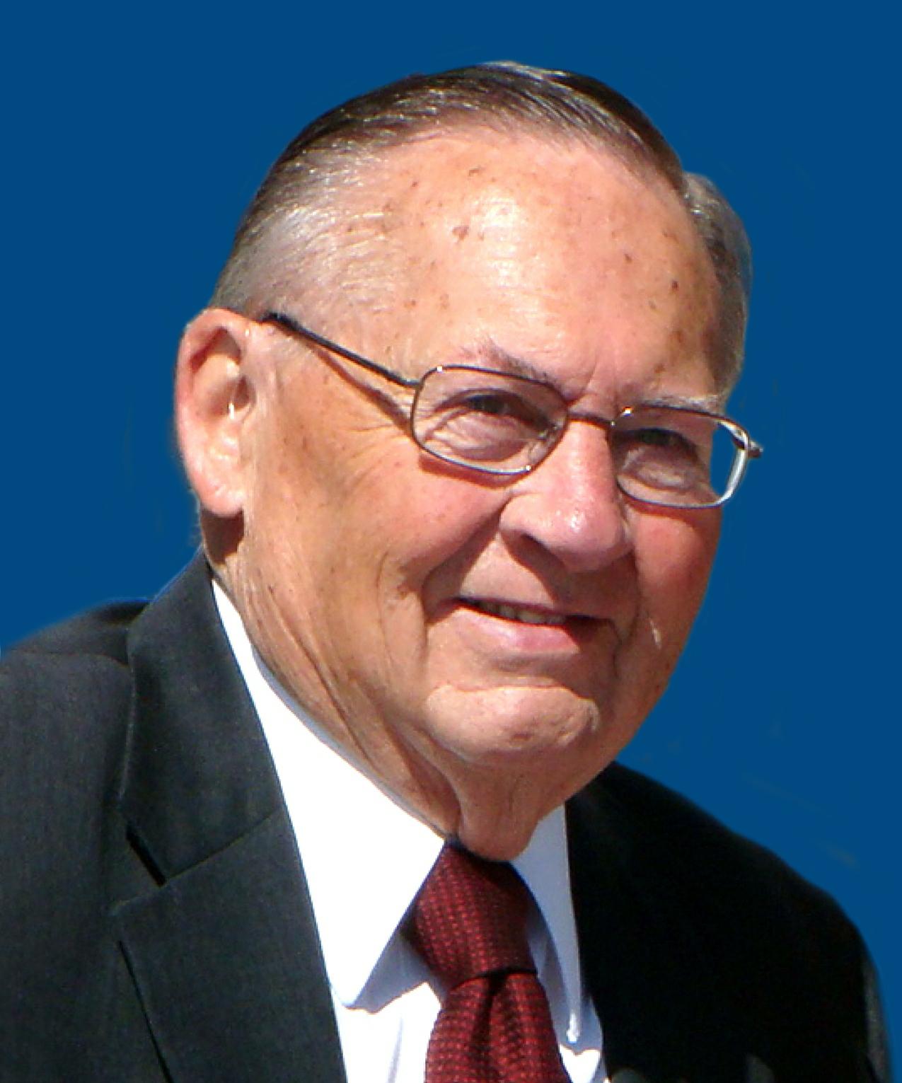 Norris James Blaxall