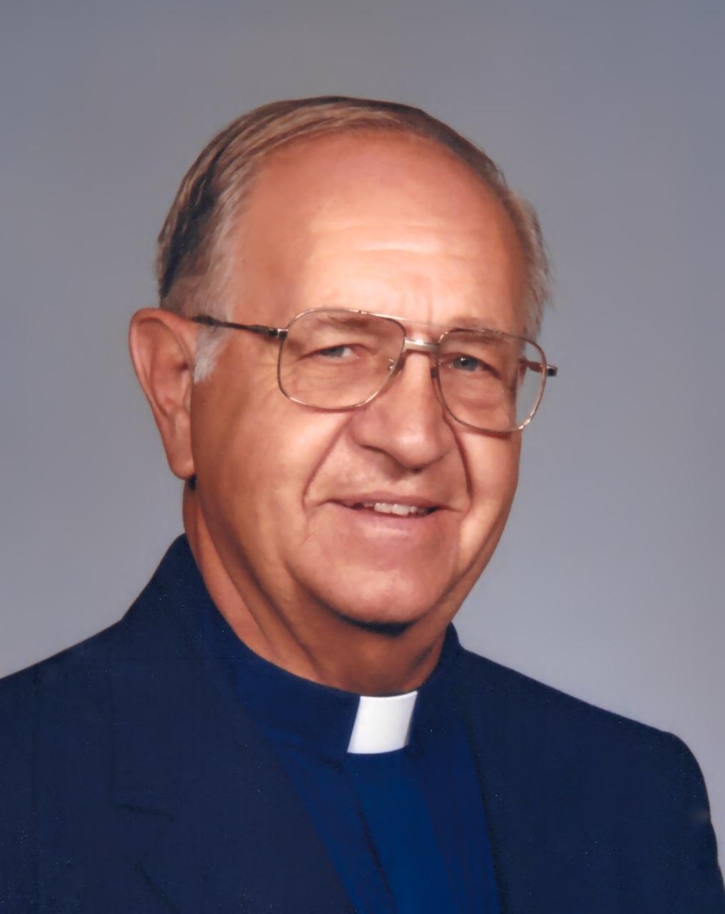 Rev. Clifford Paul