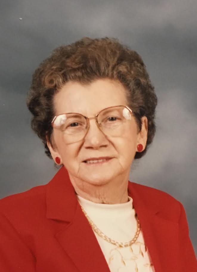 Edith Cauble Holshouser