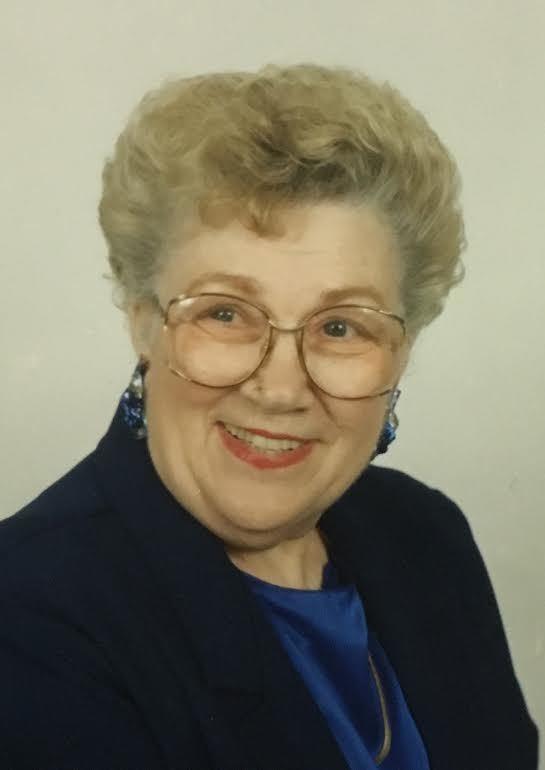 Virginia  McComas
