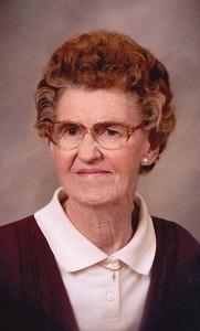 Ruth Lackey Agner