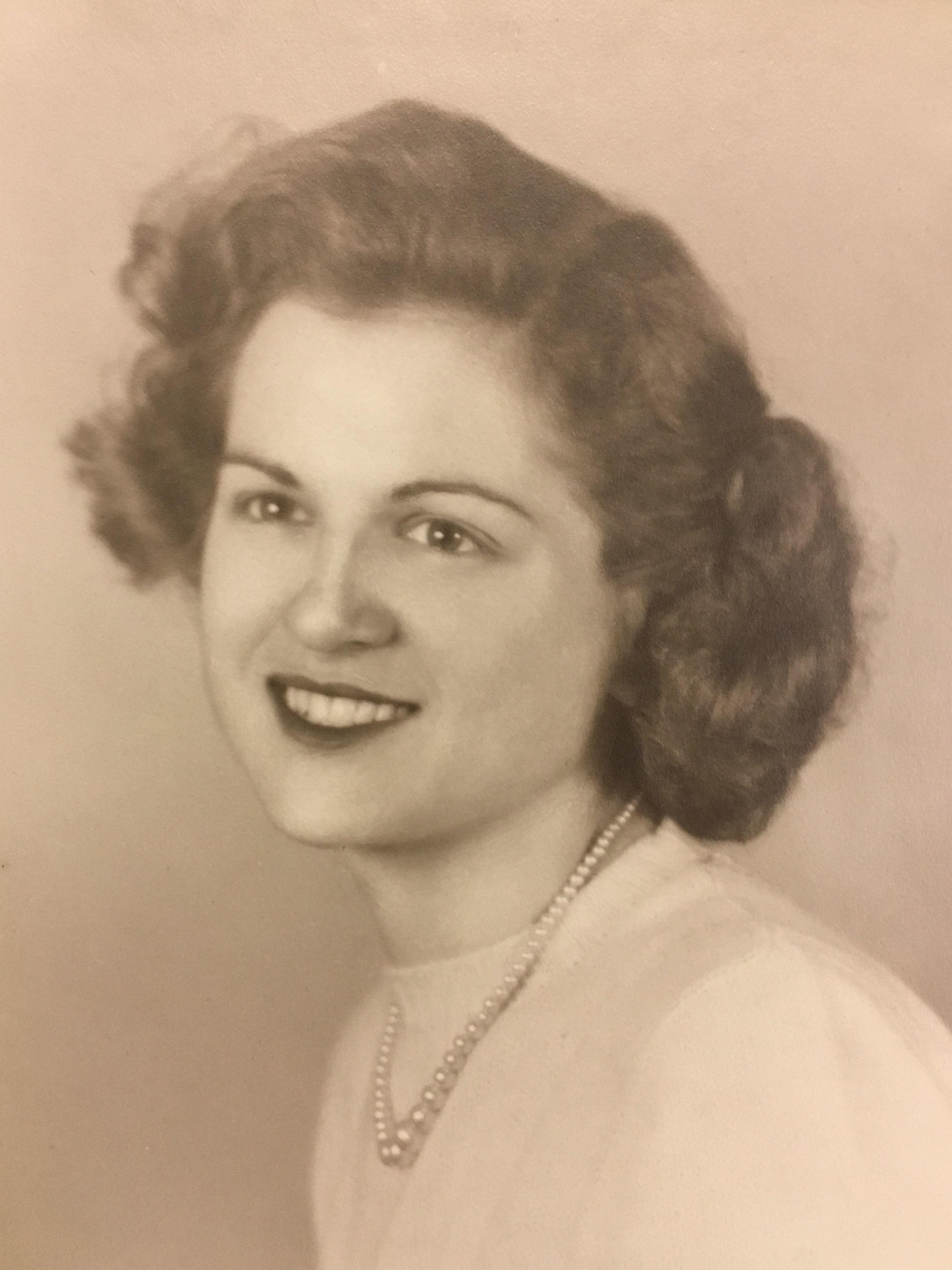 Doris Russell Morgan