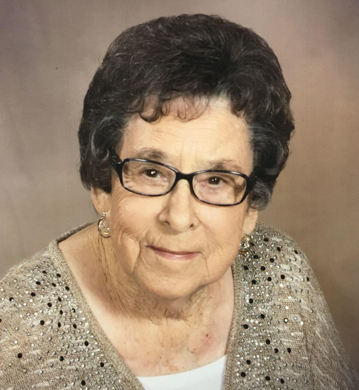 Thelma Louise Arey Ribelin