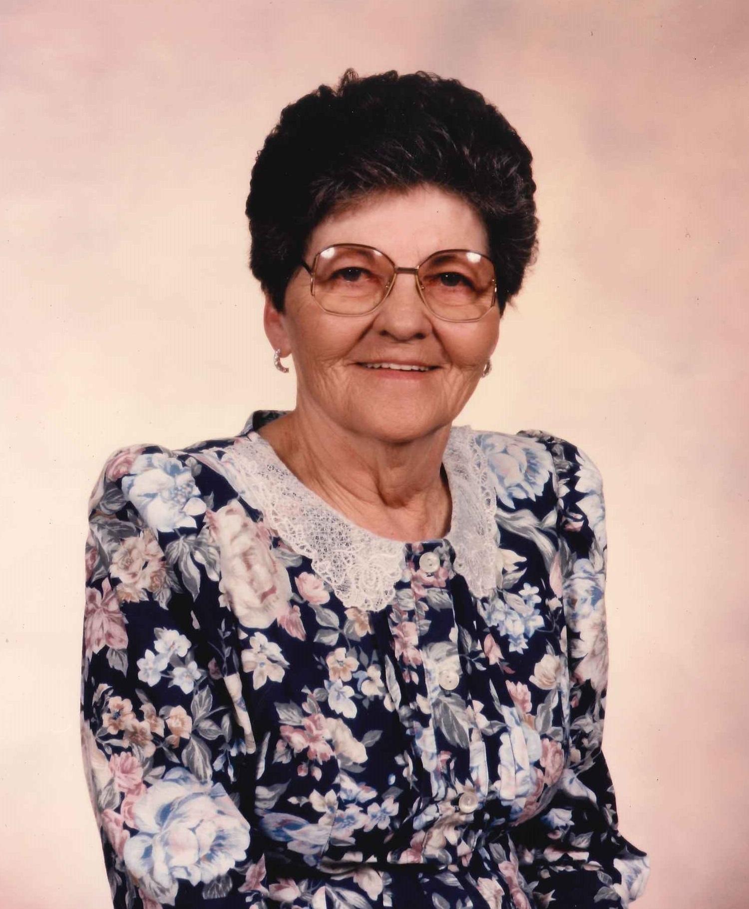 Betty Jo Boger Efird