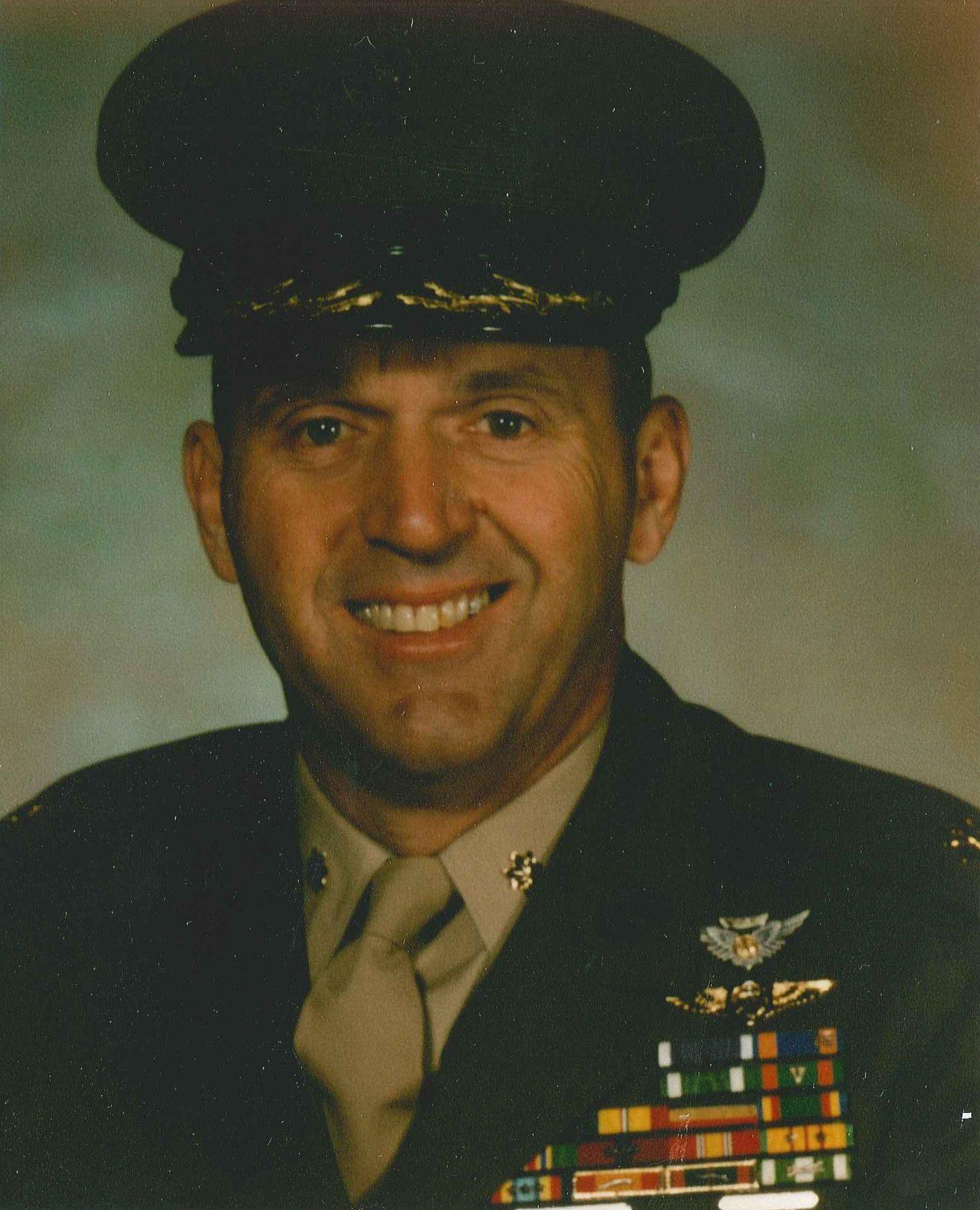 Lt. Col. Tony Andrew Helms