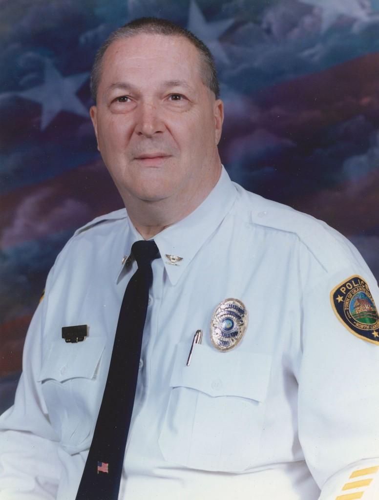 (Ret) Chief Clyde  Adams