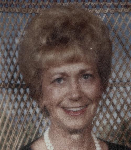 Nancy Carol Whitescarver