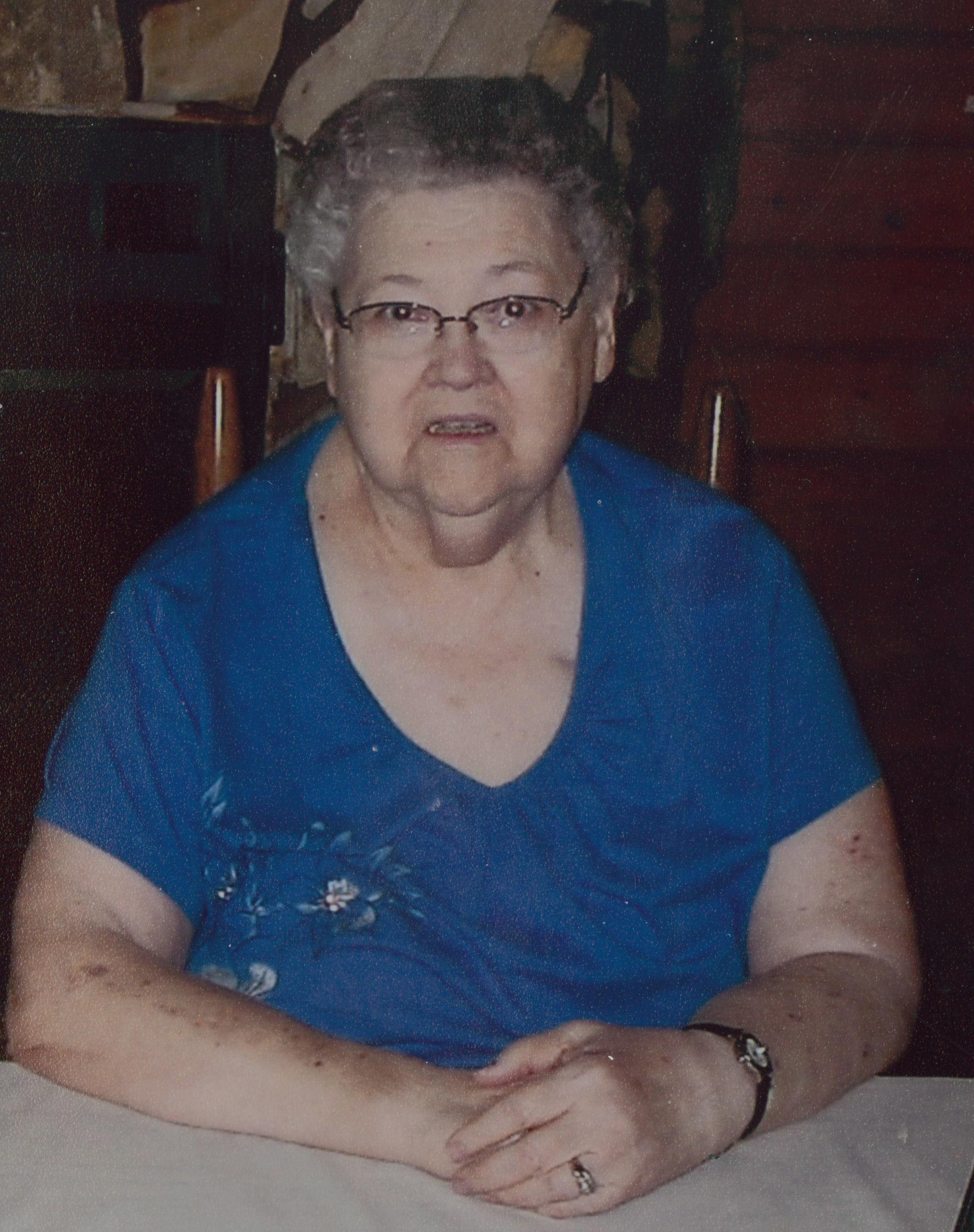 Betty Ruth Grayson