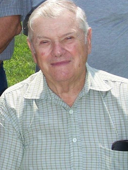 Donald Hugh McElwain