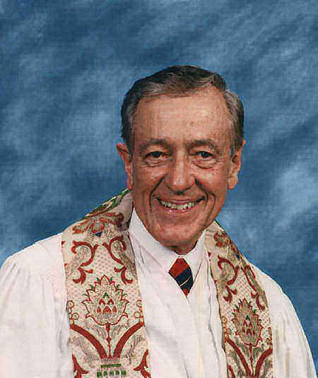 Rev. Dr. Warren R. Ebinger