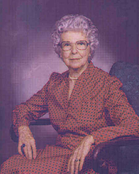 Margaret Ellen Hickerson