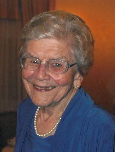Doris V Stocker