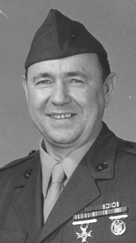 Sgt. Major, Retired, Ronald D. Ackley Sr.