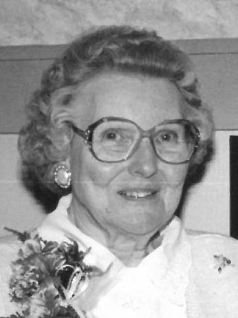 Mildred M. Thompson