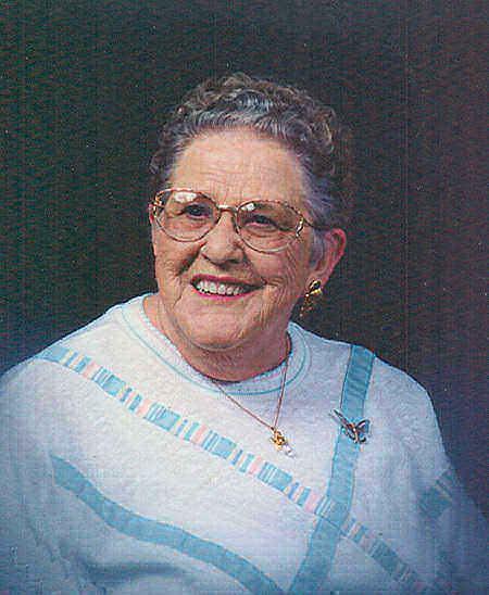 Freda Maxine Williams