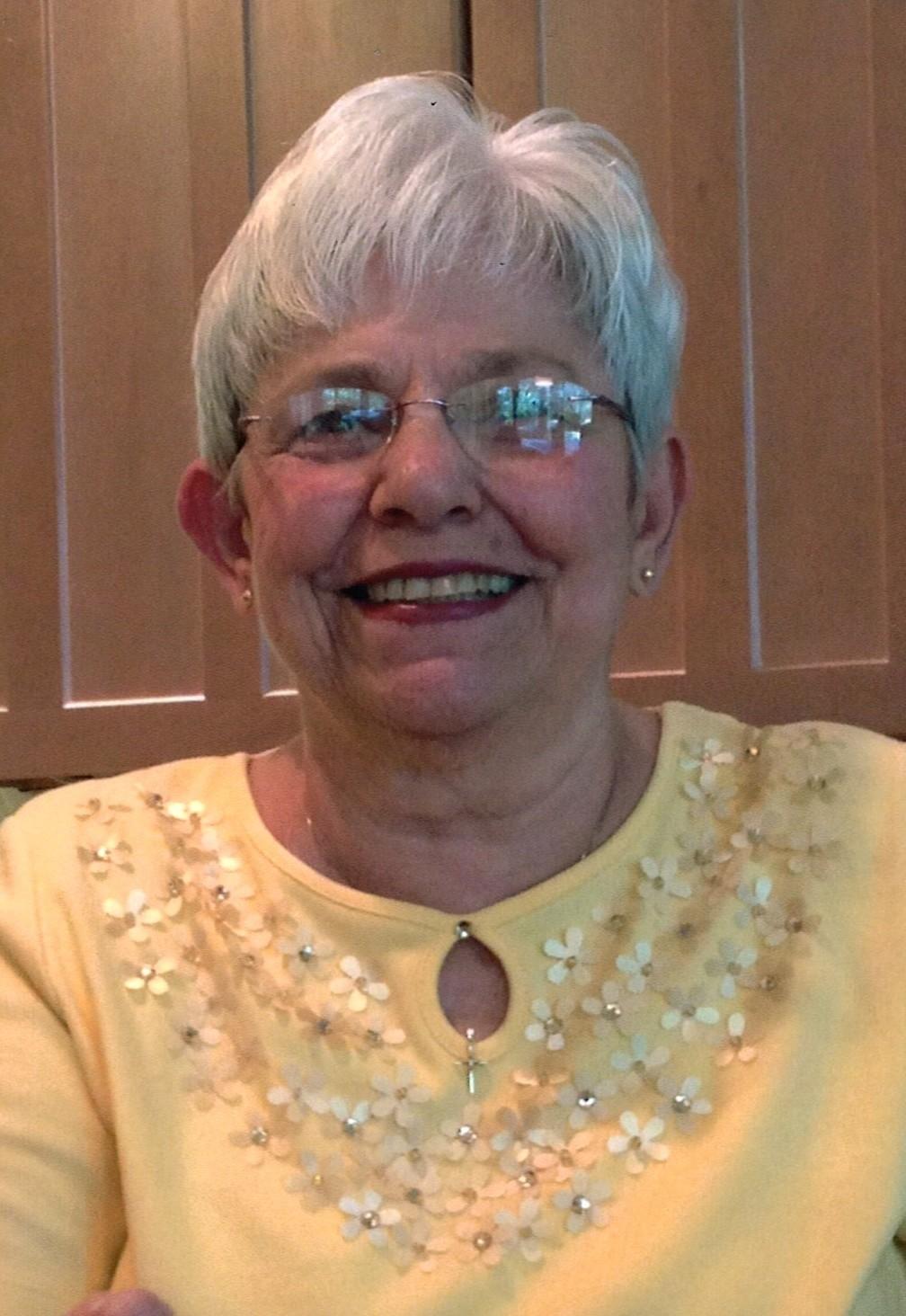 Patricia Ann Shoemaker Zollinger