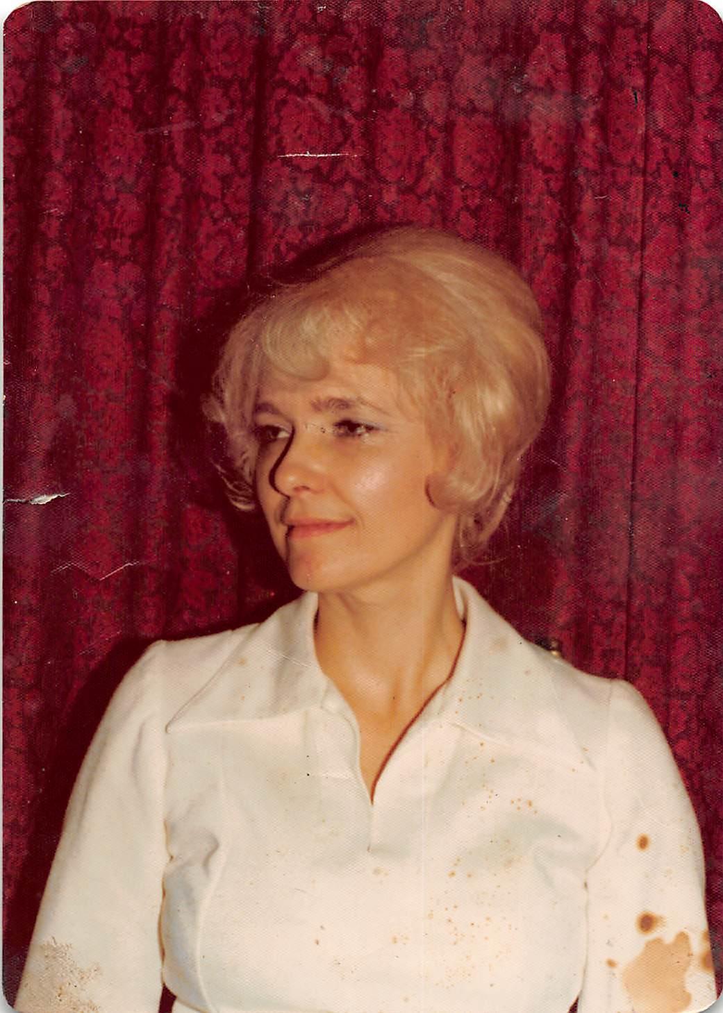 Peggy Anna Morrow