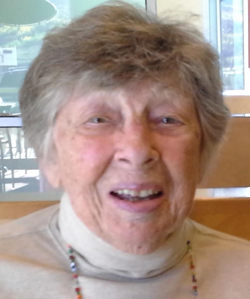 Virginia Preston  Truax