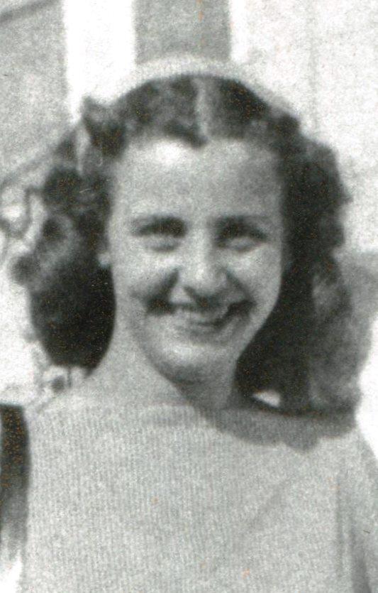 Dorothy Joan Baeten