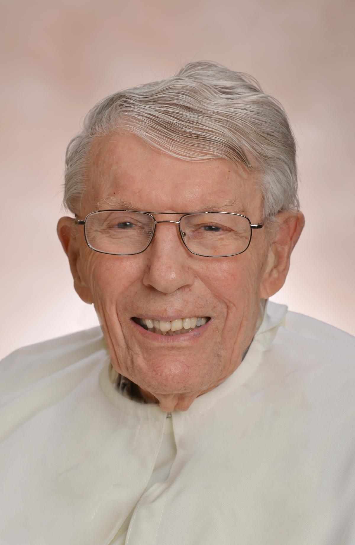 Father Robert Matthew Feller O.Praem