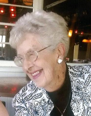 Ruth Melvina Creager Burchell