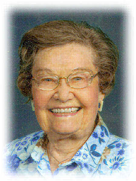 Phyllis Smith Meyer obituary photo