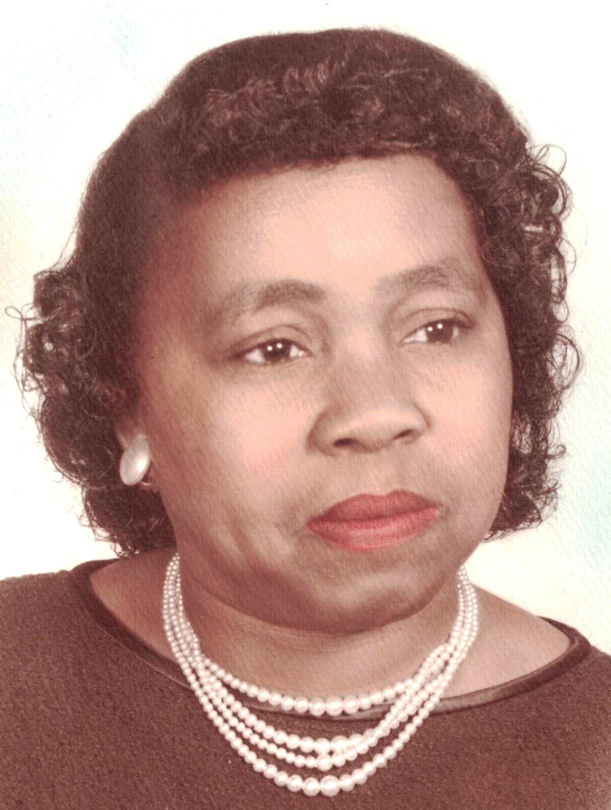 Elnora T. Glover