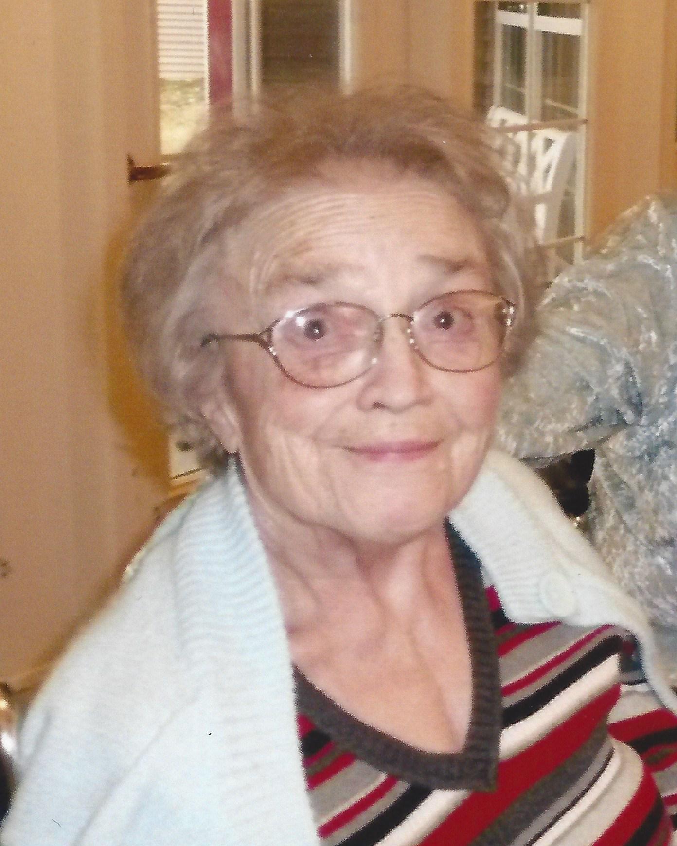 Mary Karhoff Obituary Swartz Creek Mi Sharp Funeral
