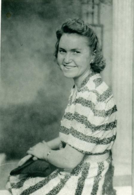 Ruth Bernice DELBRIDGE