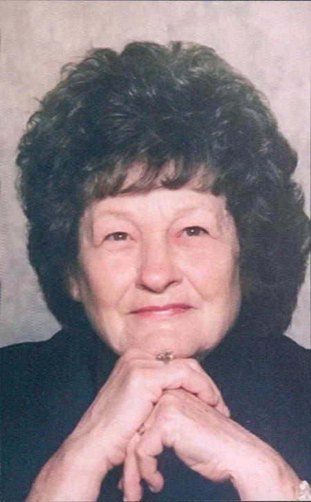 Dorothy Mae Rosser