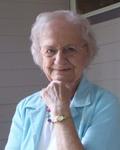 Margaret Newcombe