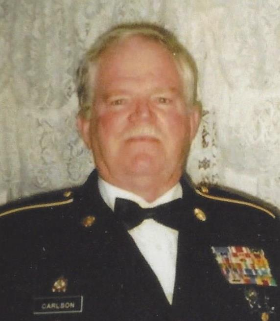 Msg. (R) Donald F. Carlson