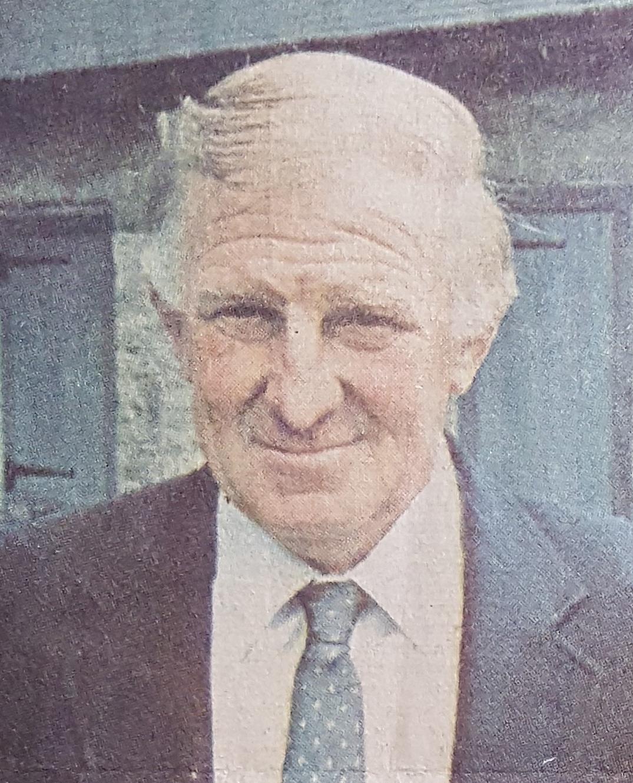William  Lasinski