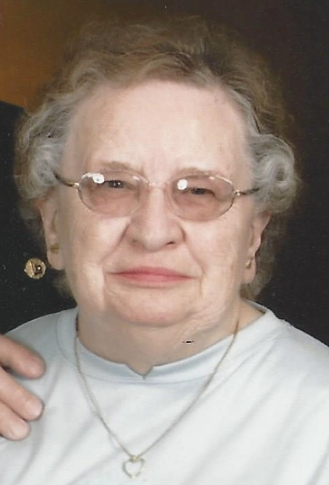 Gloria F. (Clark) Hill