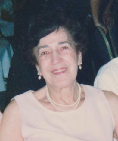 Agnes  DeFrino