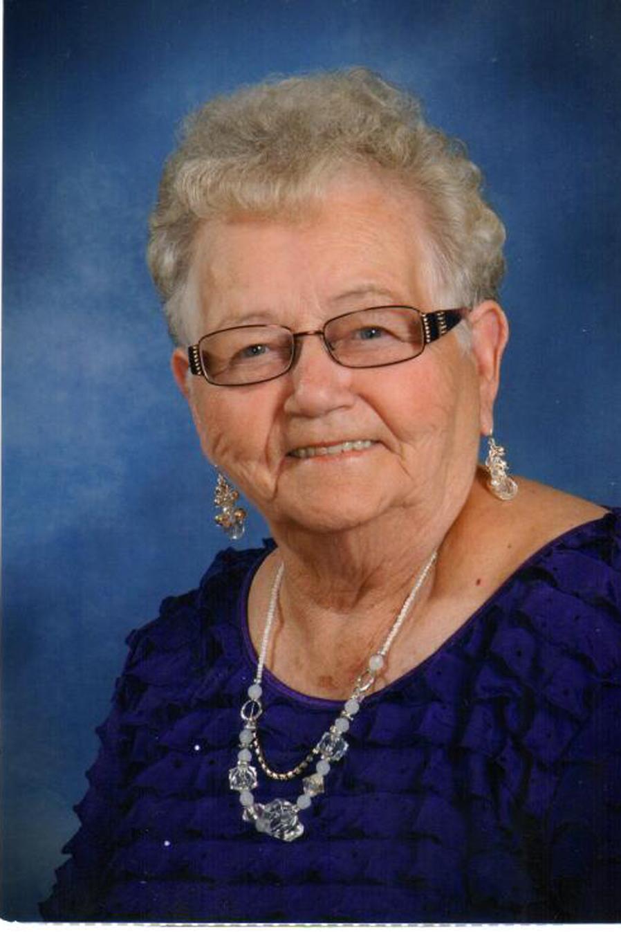 Signe  Gladys Boucher