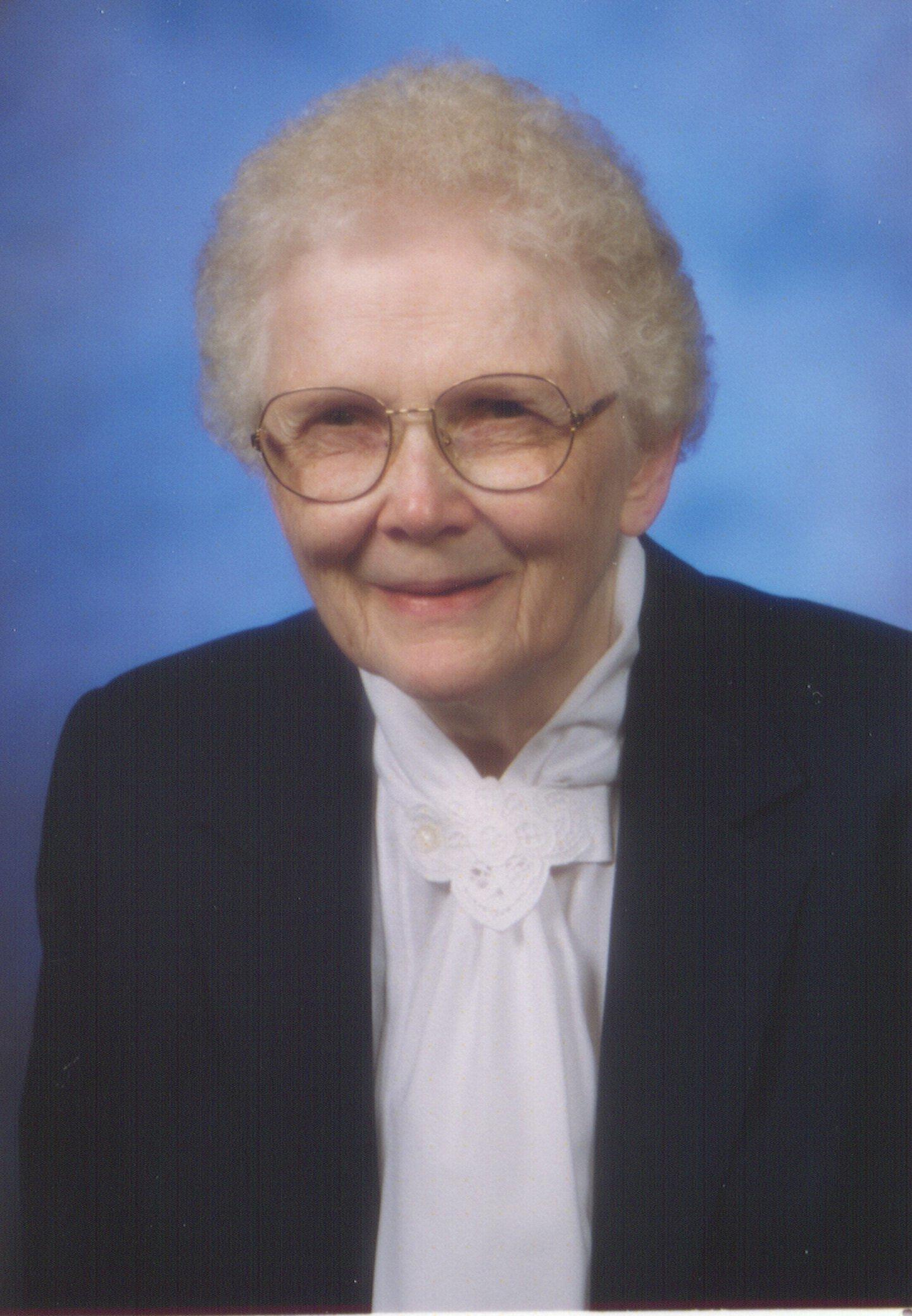 Sister Mary Anna Fay