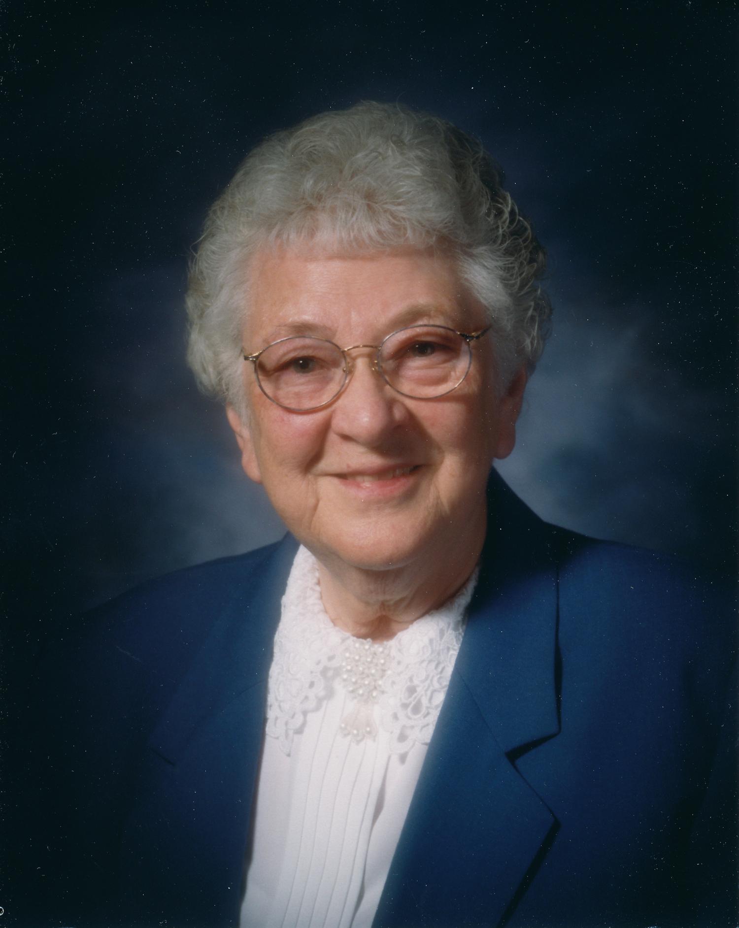 Sister Regina  Hansmann, OSB
