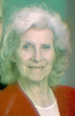 Myrtle Faye Williams