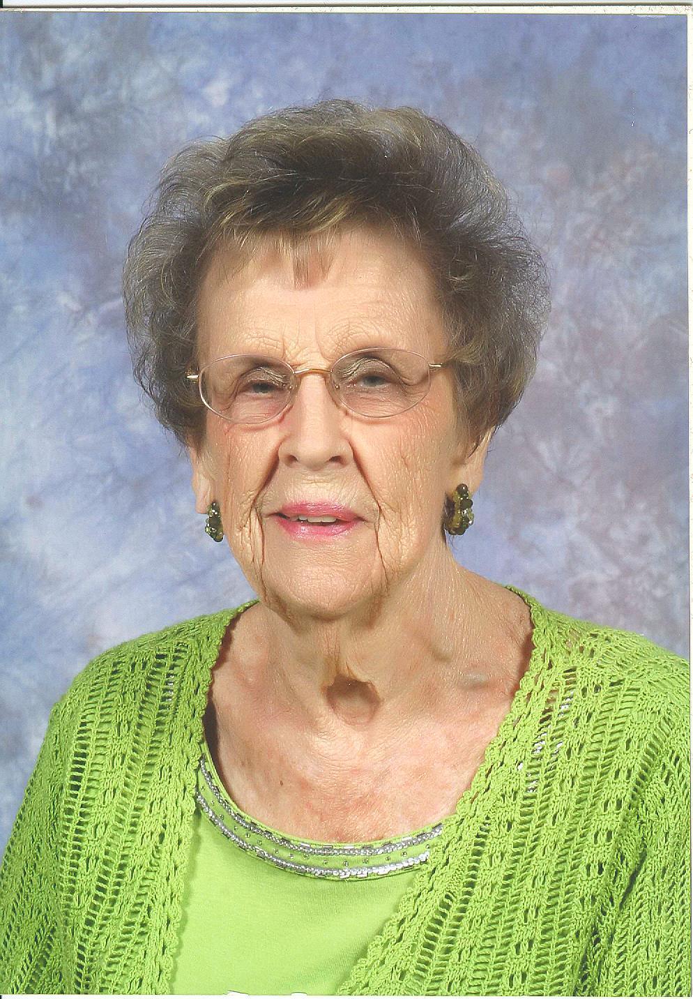 Ruby Lorraine Vandergriff