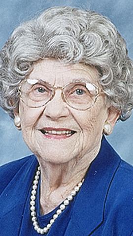 Mabel Wolfe Acuff