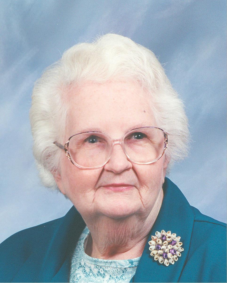 Marie Brown Thompson