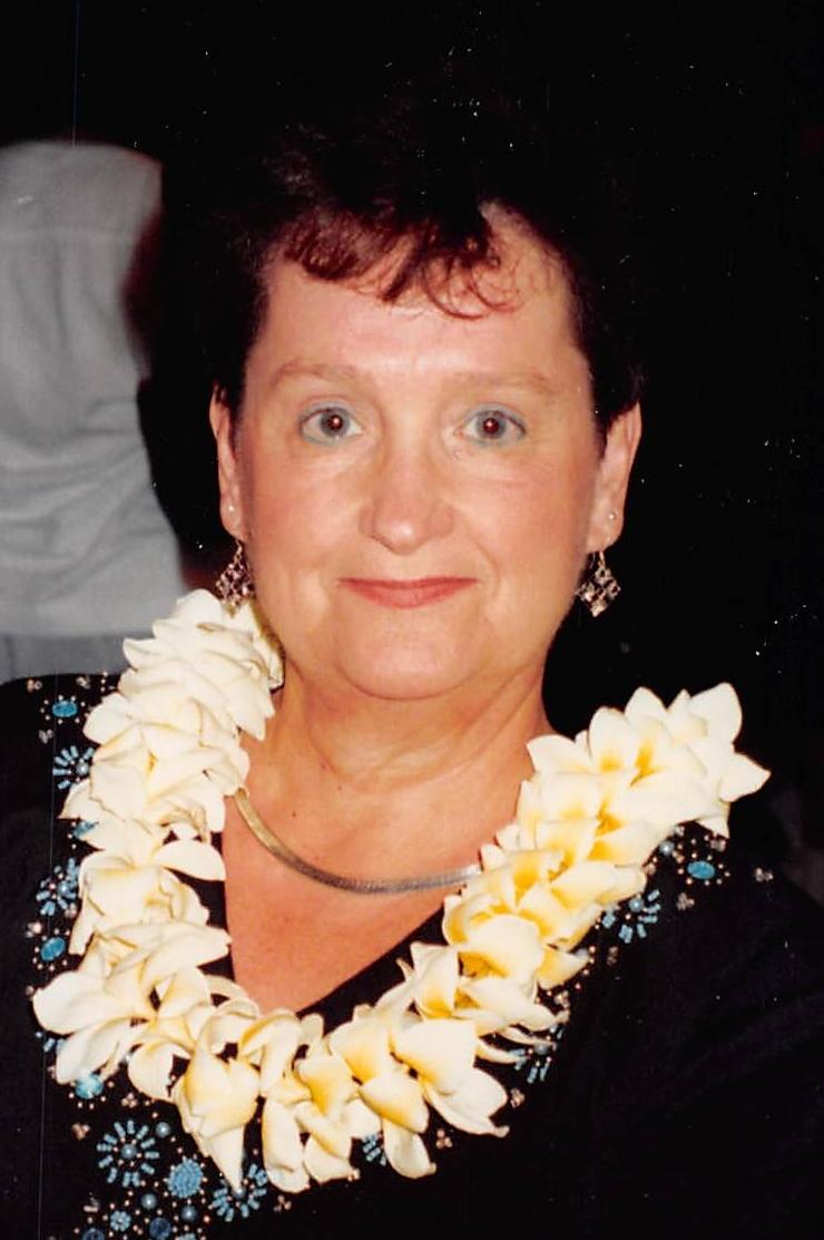 Vada Joyce Baker Hollingsworth