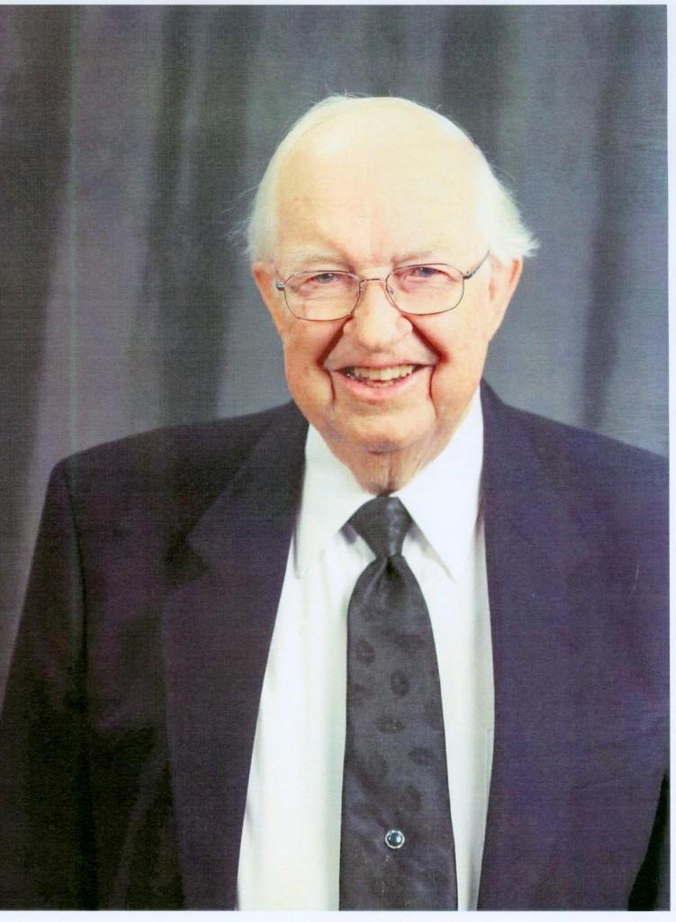 Rev. Odis Burl Cavin