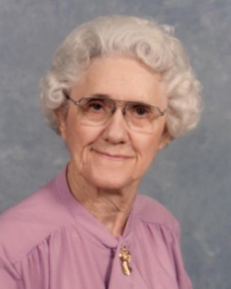 Eunice Ruth Bates