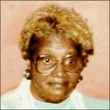 Vera Mae Williams