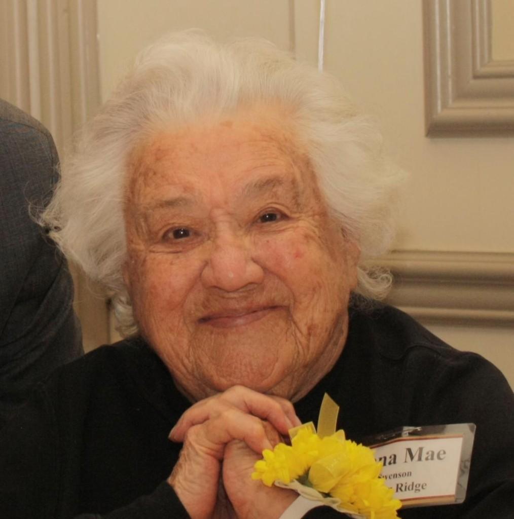 Anna Mae Swenson